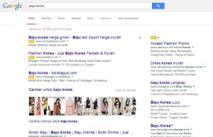 contoh google adwords