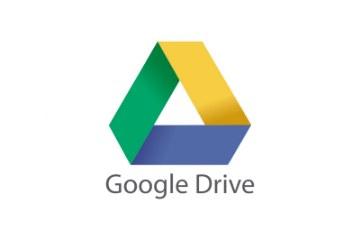 gunakan google drive di android anda untuk penyimpan data/dokumen penting