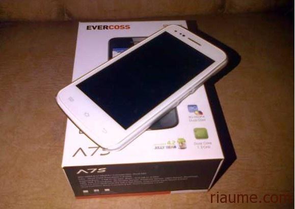 review evercross a7s dan spesifikasi serta harga terbaru