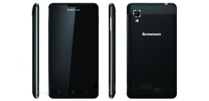 review smartphone lenovo p780