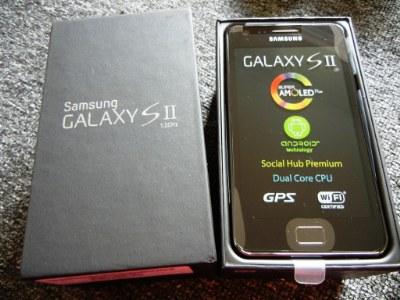 image samsung i9100 galaxy s II (s2)