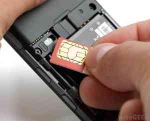 sejarah penemuan dan ukuran sim card