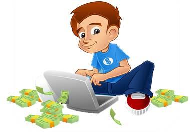 cara mendapatkan uang dari internet-picture-riaume