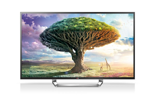 merk LG ULTRA HD TV 84LM9600 picture new