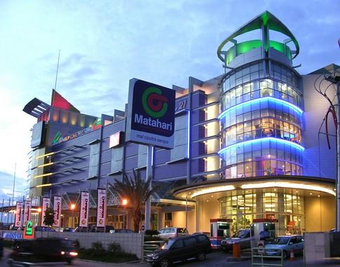 mall ciputra seraya jalan riau pekanbaru riau gambar dan alamat