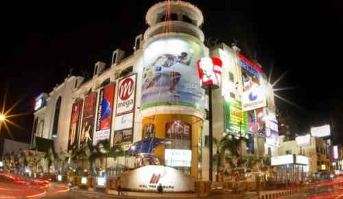 mall mp jl sudirman pekanbaru riau gambar dan alamat