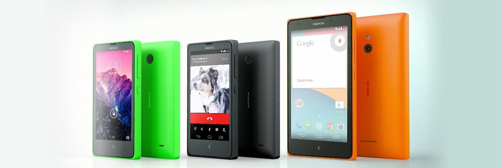 Daftar Hp Nokia x x+ xl Os Android Terbaru