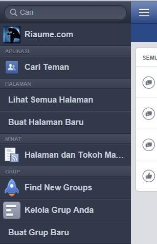 buat group facebook dari hp atau via ponsel-gambar