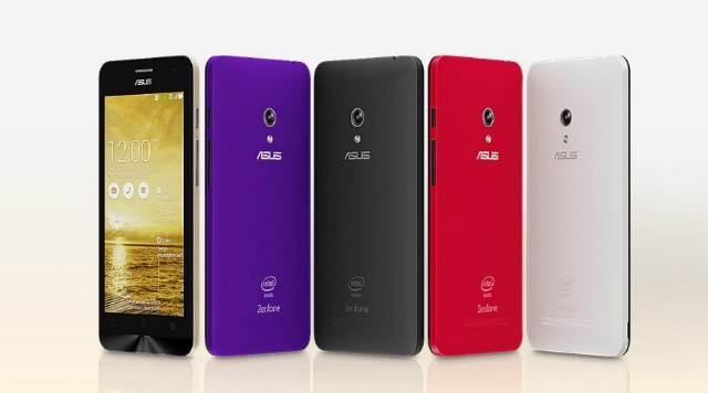 6 unit asus zenfone dan PadFone update android lollipop v5-0-gambar