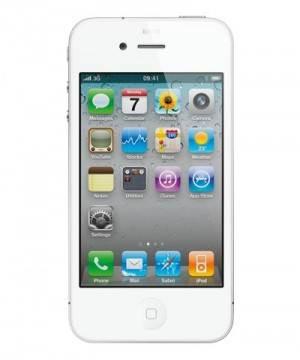 Harga iphone-4-warna putih-gambar