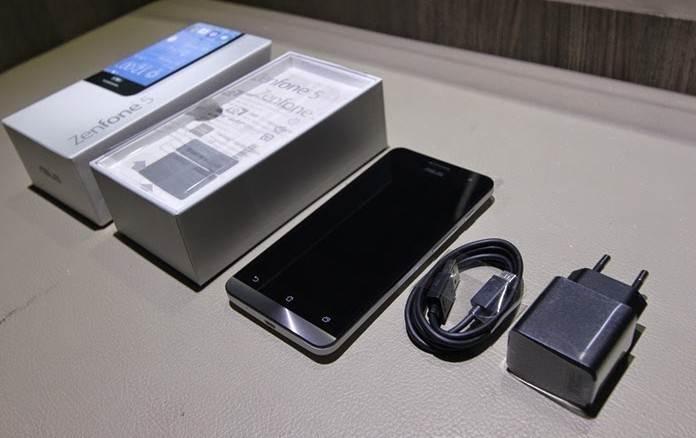 Spesifikasi Asus zenfone 5 Z2560 dan Z2580-image