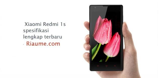 Spesifikasi lengkap Xiaomi Redmi 1s hongmi - image