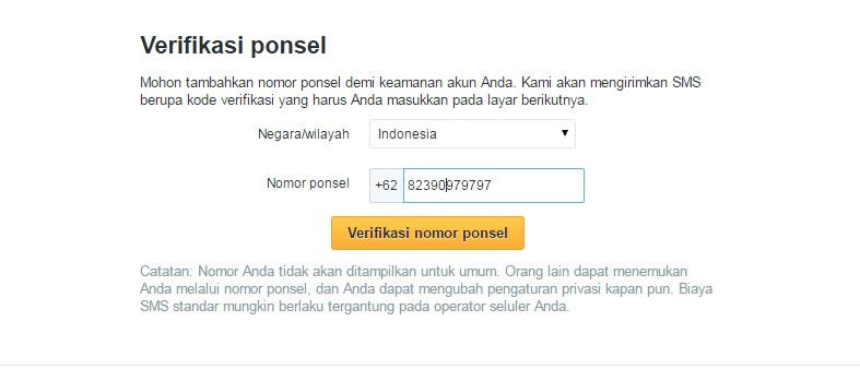 cara mendaftar twitter - image