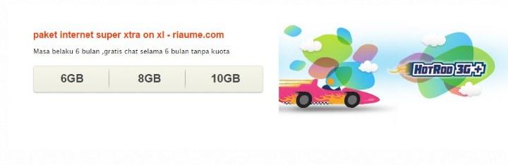 kartu paket internet xl image