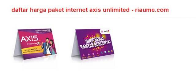 paket internet axis - image