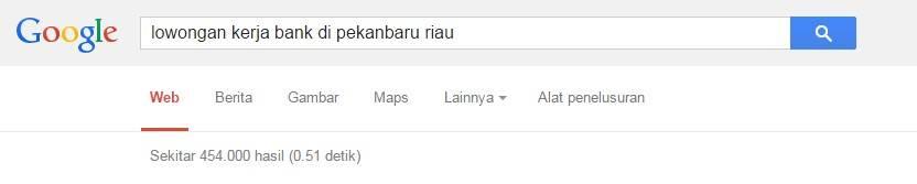 Lowongan Kerja Online Riau