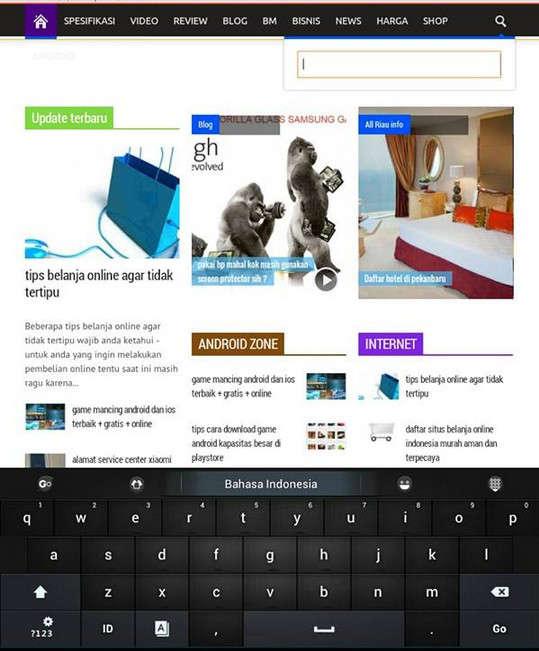 Download aplikasi keyboard android terbaik apk terpopuler terbaru