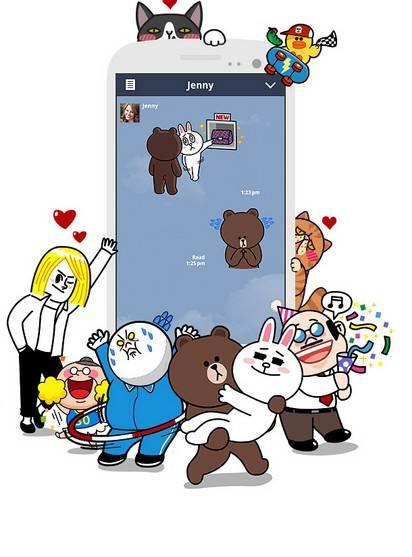 aplikasi-chat-terpopuler-android