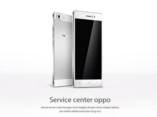 gambar-alamat service center oppo resmi