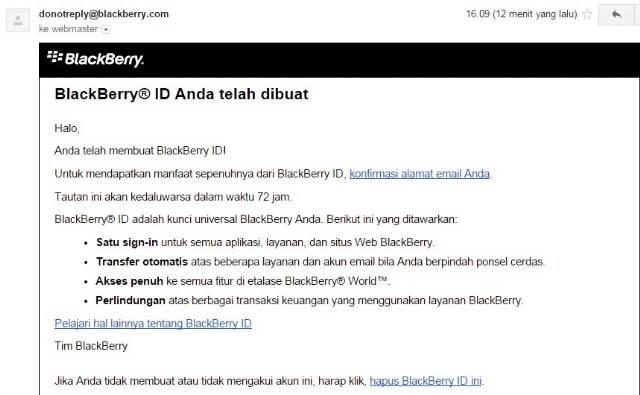 gambar-konfirmasi alamat email Anda blackberry id-terbaru