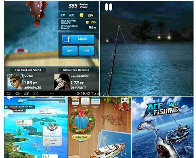 game mancing android dan ios terbaik + gratis + online