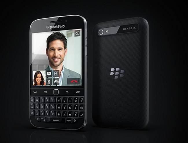 kelebihan blackberry classic-gambar