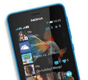 Hp Nokia asha-terbaru