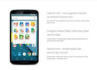 gambar cara upgrade manual os android oppo terbaru
