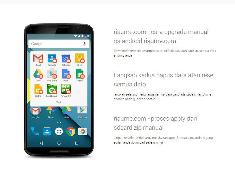 Firmware Popular: Download Firmware Untuk Android