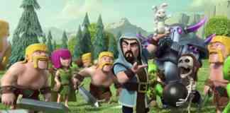 gambar-clash of clans game membangun kota untuk android dan ios-indonesiA