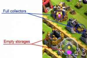 2-bagian-loot-clash-of-clans-farming-terbaru