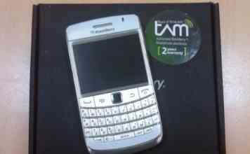 hp blackberry bold