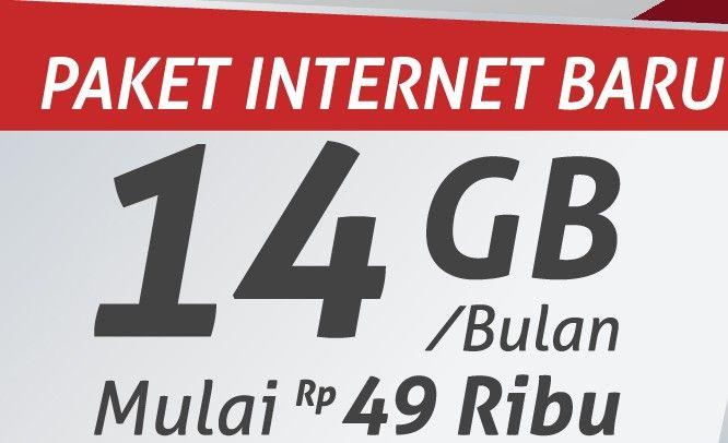 Info Paket Data Internet Telkomsel 4g 14 Gb Murah Terbaru Oktober 2020