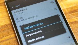 cara masalah autentikasi wifi android xiaomi asus sony