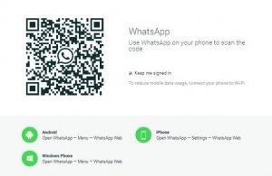menggunakan whatsapp di laptop all windows tanpa install