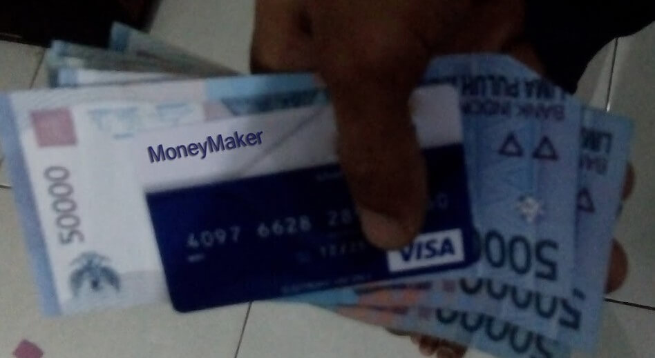 atm money maker editan