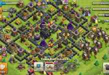 cara farming th 9 awal di clash of clans tanpa hero