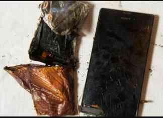 Beberapa seri smartphone ini pernah meledak