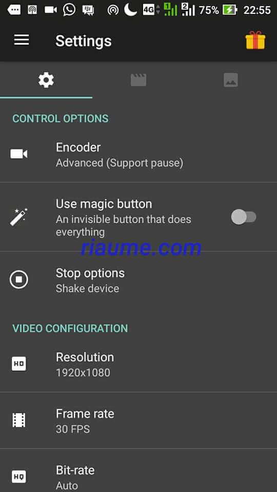 aplikasi merekam layar hp android tanpa root gratis