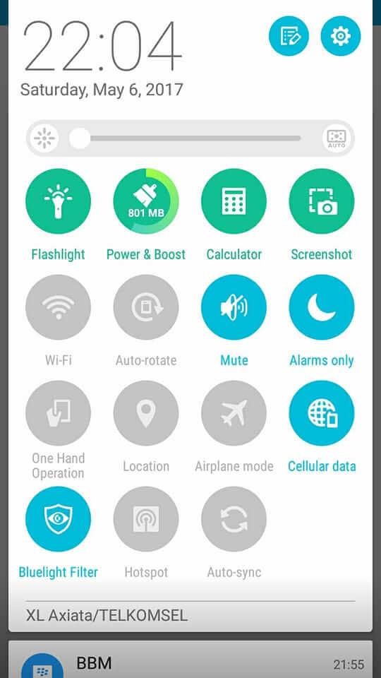 cara membuat tombol pintasan untuk screen shot hp android asus