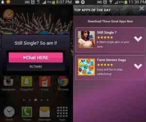cara menghilangkan pop up iklan tiba-tiba di android