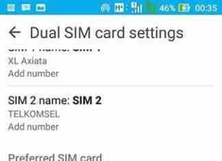 cara merubah koneksi internet dari sim 1 ke sim 2 di hp asus zenfone