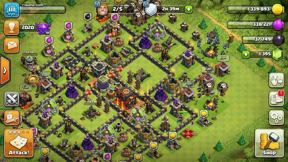 urutan prioritas upgrade th 10 coc terbaru