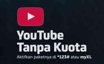 xl youtube tanpa kuota syarat dan ketentuan