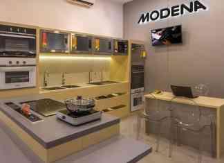 Alamat service center resmi modena di indonesia terbaru