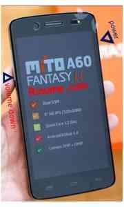 Cara Screenshot layar Hp mito Android tanpa root dan tanpa aplikasi