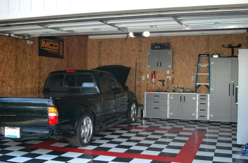 Desain Garasi Mobil Modern terbaru