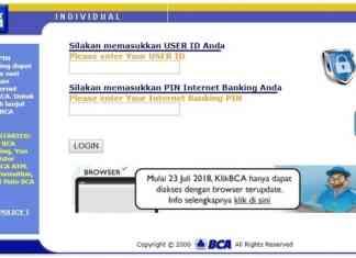 alasan kenapa saya memilih internet banking