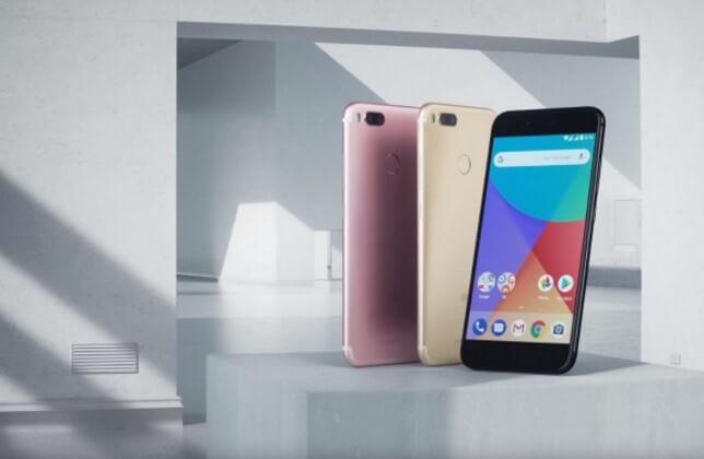 android one xiaomi mi a1 terbaru