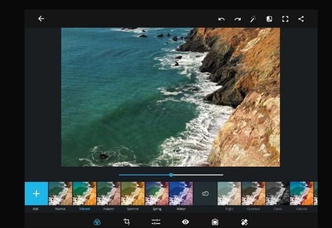 aplikasi edit foto android terpopuler